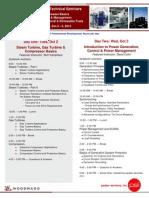 Woodward Seminars