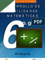 Cuadernillo Mat 6