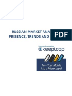 Russian Market Analyses