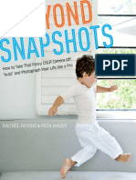 Beyond Snapshots - Photo Story
