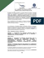 FOMIX Oaxaca 2012-02 Bases-Convocatoria