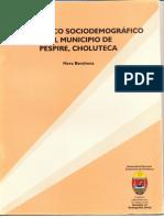Diagnóstico Sociodemográfico del Municipio de  Pespire, Choluteca