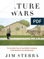 Nature Wars by Jim Sterba - Excerpt