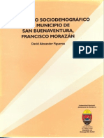 Diagnostico Sociodemográfico del Municipo de San Buenaventura, Francisco Morazán, Honduras