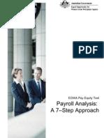 EOWA Payroll Analysis a 7 Step Approach