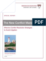 11 the New Conflict Mgmt