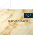 Service Recovery