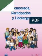 Democracia, Participacion y Liderazgo - Kios Version Web