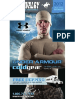 U.S. Cavalry Late Fall 2012 Catalog • Under Armour ColdGear