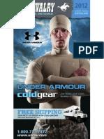 U.S. Cavalry Late Fall 2012 Catalog • Under Armour ColdGear