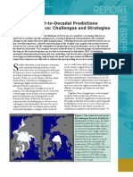 Seasonal-to-Decadal Predictions of Arctic Sea Ice