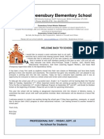 sept 9 newsletter 2012