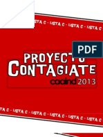 Proyecto Lista C - Contágiate