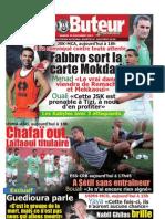 LE BUTEUR PDF du 10/10/2012