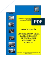 Memoria Huanuni 2011 a 2012 (3 Nov 2012)