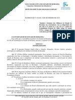 Lei Complementar 194 - 12fev2012