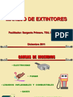 EXTINTORES inces