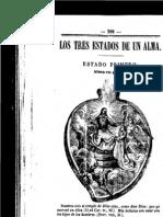 98135793 San Antonio Maria Claret Los Tres Estados de Un Alma