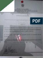 Suspension  y reanudación de Terminos en Juzgados de Popayan
