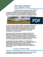 Edafología Manual