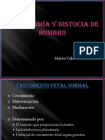 Transtornos Del Crecimiento Fetal
