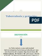 Tuberculosis y gestación