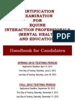 CBEIP Certification Handbook