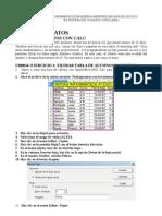Filtrar y validar datos Openoffice.org Calc Hoja de cálculo Tutoriales Academia Usero