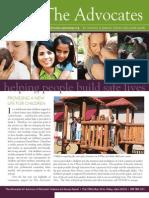 Advocates Annual Report 2008