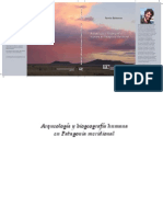 Barberena. Arqueología y biogeografía humana en Patagonia meridional. 2008