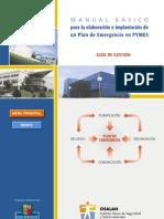 OSALAN Manual Básico para la elaboración e implantación de un Plan de Emergencia en PYMES. Guía Técnica - Guía de Gestión