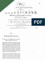 Pasquali__Art of Fingering the Harpsichord (1765)