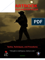 Guerrilla Hunter Killer Smart Book