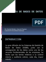 Auditoria de Bases de Datos