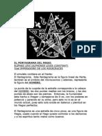 +El Pentagrama Del