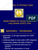 GOLD Spirometry 2010
