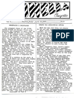 WASP Newsletter ~ 04/23/43