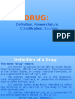 03 PHR 110 Intro to Pharmacy Drug & Med