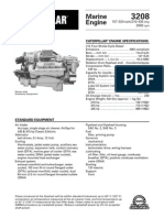 Spec Sheets - Cat 3208 Propulsion