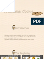 Updated Codename Cookie Presentation