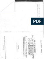 La Función del Principio de Proporcionalidad - Carlos Bernal Pulido