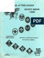 1990 Trail of the Eagle Scout Show, Stonewall Jackson Area Council