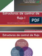 Estructuras de Control de Flujo1