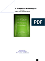 Terjemah Jawahirul Kalamiyyah - Www.pustakaaswaja.web.Id