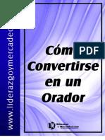 Como Convertirse en Un Orador (1)