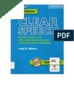 Clear Speech 3rd Edition SB