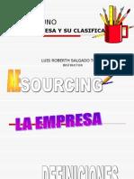 Empresa y Su Clasificacion1