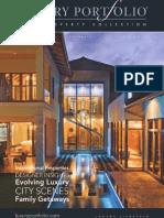 Luxury Portfolio Vol.01 Issue 02 - Winter 2010