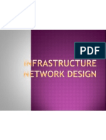 Infrastructure Network Design