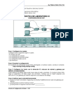 Practica Configuracion de Router NAT 01